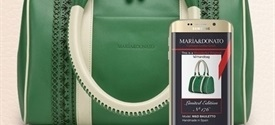 Thinfilm and Maria&Donato Make Luxury Handbags Smart with NFC Technology
